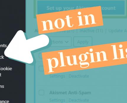 """How to remove """"Feedback"""" Plugin/Tab from WordPress"""